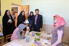 گزارش تصویری بازدید مدیرکل کانون پرورش فکری سمنان از مراکز فرهنگیهنری شهرستان دامغان