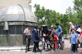 انجمن نجوم کانون استان تهران همچنان فعال است