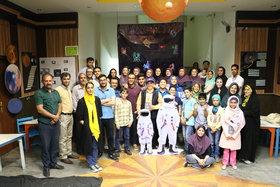 برگزاری روز جهانی نجوم در مرکز علوم کانون استان تهران