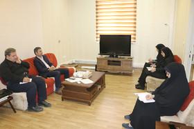 برگزاری جلسه شورای اقامه نماز در کانون سمنان