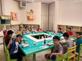 جشن روزه داران کوچک در مراکز کانون استان تهران برگزار شد