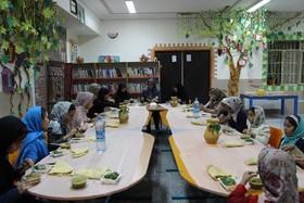 جشن روزه اولیها در مراکز کانون کرمان
