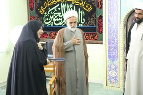 تقدیر از مدیر کل کانون فارس