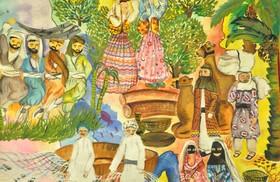 درخشش 8 عضو کانون خراسان جنوبی در مسابقهی بینالمللی نقاشی بلاروس