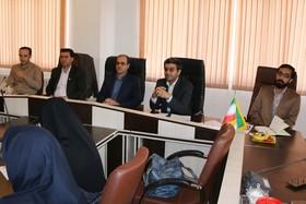 جلسه مسئولین مراکز استان چهارمحال و بختیاری