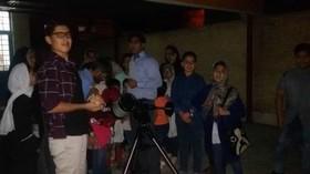 مشتری؛اولین مهمان انجمن نجوم جیرفت
