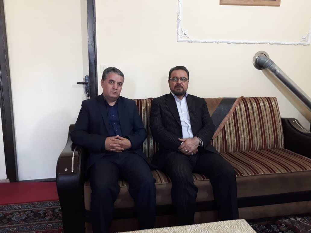 نشست مشترک مدیرکل کانون استان با نماینده مردم مشگین شهر در مجلس شورای اسلامی
