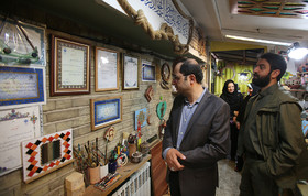The general director is visiting Kanoon History Museum