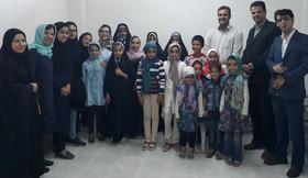 کتابخانهی سیار روستایی یزد و اشکذرحامی مناطق حاشیه نشین