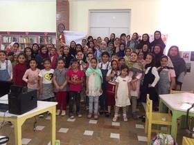 ویژه برنامه روز قلم و روز دختر در مرکز شماره ۴ کرج برگزار شد
