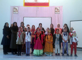جلسه توجیهی کارگاههای تابستانی در مراکز کانون بیله سوار و دولتآباد
