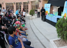 پویش «فصل گرم کتاب» میزبان کودکان و نوجوانان تهرانی