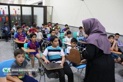 برگزاری کلاس قصه گویی مربیان کانون استان تهران با ناجا/ عکس از یونس بنامولایی