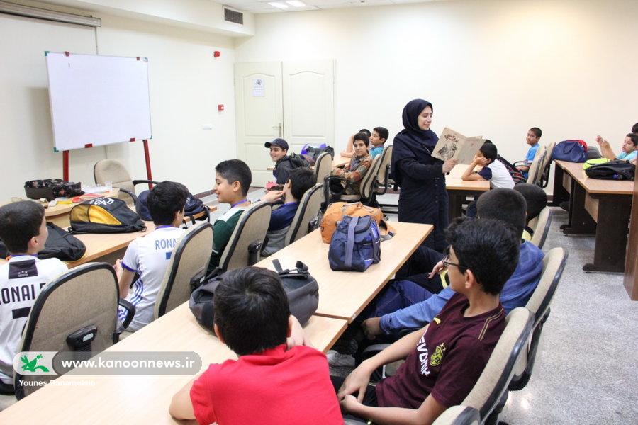 روایت ۲۸۰ قصه در کارگاههای تابستانه «ناجا»