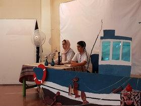 «مرجان فولادوند» میهمان برنامهی «خانم شاعر سلام» کانون شماره ۱۵ تهران شد