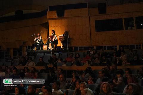اجرای نمایش «چتر سفید» در سینما تئاتر کانون