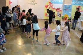 پویش «فصل گرم کتاب» میزبان کودکان و نوجوانان تهرانی - هفته دوم