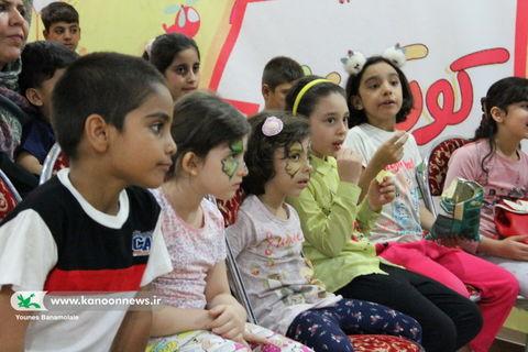 پویش «فصل گرم کتاب» میزبان کودکان و نوجوانان تهران/ عکس از یونس بنامولایی