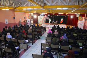 داستانخوانی نوجوانان در نخستین مهرواره داستان آفرینش کانون در تبریز
