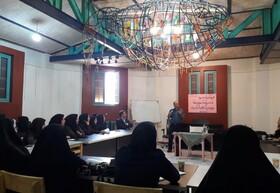 دورهی آموزشی سرود در یزد، برگزار شد