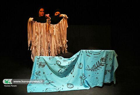 اجرای نمایش «آب و دیگران» در مرکز تئاتر کانون