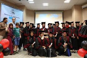 جشن فارغالتحصیلی زبانآموزان کانون زبان ایران در کرمان