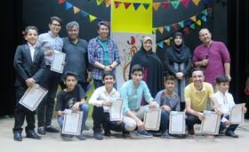 محفل آواز در کانون قزوین