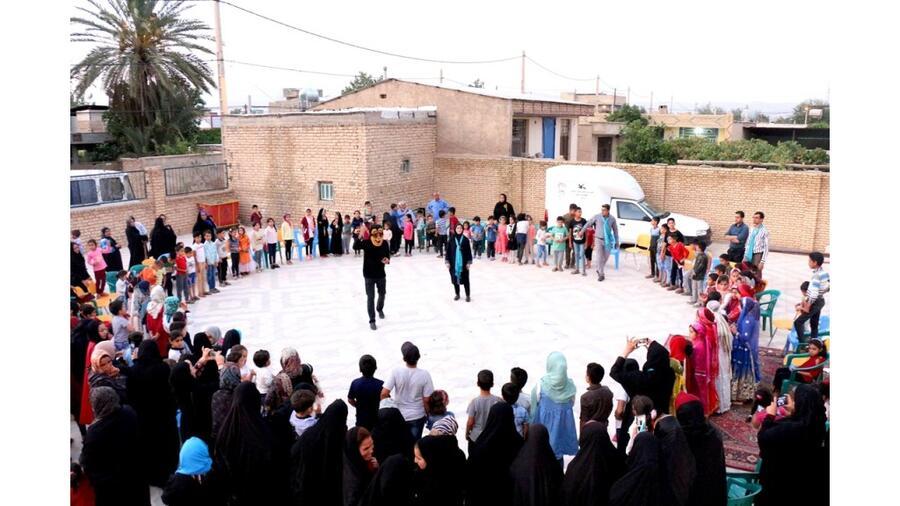 کاروان «پیکامید» کانون فارس به روستاها میرود