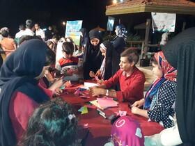 هفتمین هفته از پویش «فصل گرم کتاب» در یزد، برگزار شد