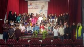 جشن قصهگویی در مرکز فرهنگی هنری هرات برگزارشد