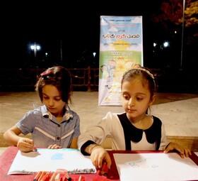هشتمین هفته از  پویش «فصل گرم کتاب» در  یزد  برگزار  شد