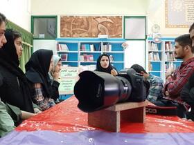 افتتاح انجمن عکاسی کانون پرورش فکری استان زنجان در مرکز قیدار