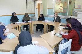 ارزیابی کارگاه مهارت خودباوری در کانون گرمسار