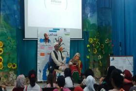 جشن قصهگویی در کانون استان سمنان برگزار شد