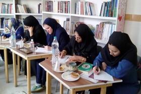 آموزش تا خلق اثر ادبی در کانون سمنان