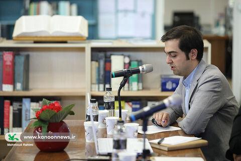 هفتاد و هشتمین نشست توسعه و ترویج فرهنگ کتابخوانی