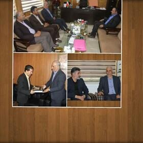 دیدار مدیرکل کانون استان با فرمانداران تکاب، شاهیندژ و بوکان