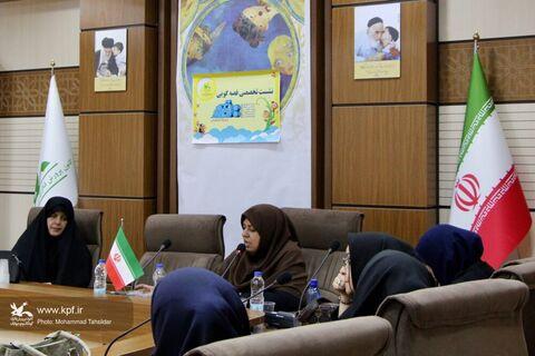 نشست تخصصی قصهگویی، چاشنی جشنواره قصهگویی استان قم