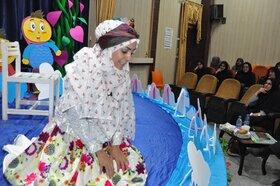 اولین روز  از مرحله استانی بیست و دومین جشنواره بین المللی قصه گویی خراسان جنوبی