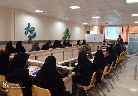 آغاز دوره آموزش مستندسازی تجربه های فرهنگی در کرمانشاه