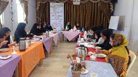 اولین نشست ادبی، پاییزی کانون آذربایجان شرقی، در ملکان برگزار شد