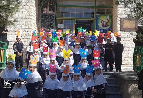 ویژه برنامههای هفته ملی کودک در مراکز کانون آذربایجان شرقی