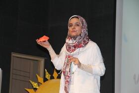 گزارش تصویری  مرحله استانی بیست و دومین جشنواره بین المللی قصه گویی در منطقه آزاد ماکو
