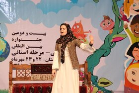 دومین روز مرحله استانی بیست و دومین جشنواره بین المللی قصهگویی گلستان