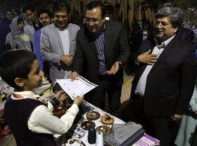 سومین نمایشگاه کارآفرینی در یزد، برگزار شد