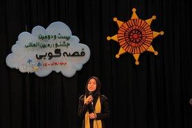 صبح دومین روز برگزاری بیست و دومین جشنوارهی قصهگویی استان یزد- مهر ۹۸