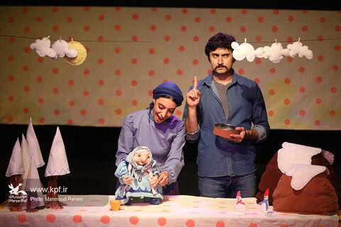 «هدیه کوچولو» و «یک روز و دو فصل» دو نمایش با یک بلیت