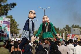 حضور کانون کرمان در راهپیمایی ۱۳ آبان