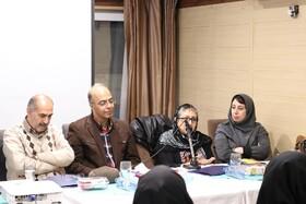 نشست توجیهی قصهگویی منطقه 5 کشور در استان گلستان