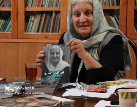 بازدید از شورای کتاب کودک/ عکس: یونس بنامولایی